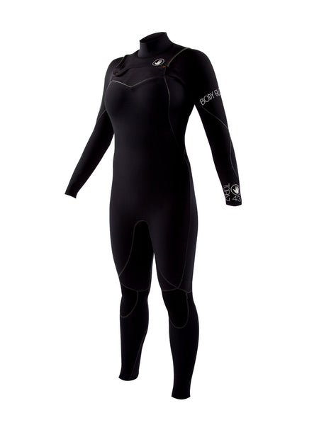 Trench Sports - Body Glove - Topaz 3/2 MM Separated Front Zip Fullsuit