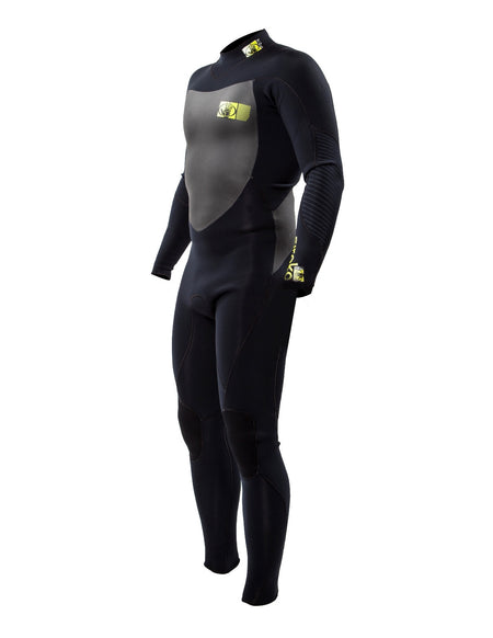 Trench Sports - Body Glove - Siroko 4/3 MM Back Zip Fullsuit
