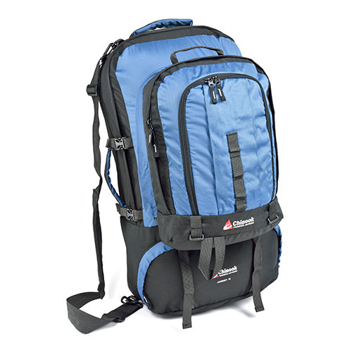 Trench Sports - Chinook - Journey 75 Blue Backpack