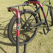 "Trench Sports - Carver - ""The Max"" Bike Rack for Longboards"
