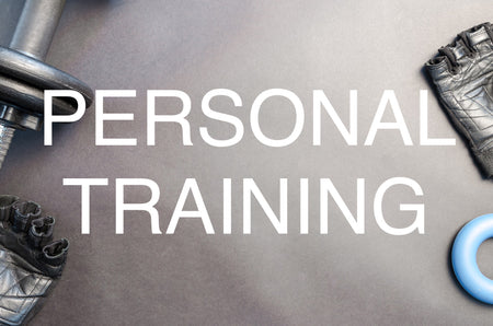 4 Personal Training Sessions - 1 Hour Each