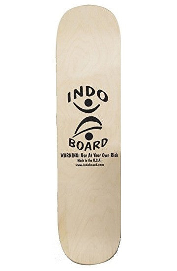 Trench Sports - Indo Board Deck Only - Kicktail Natural