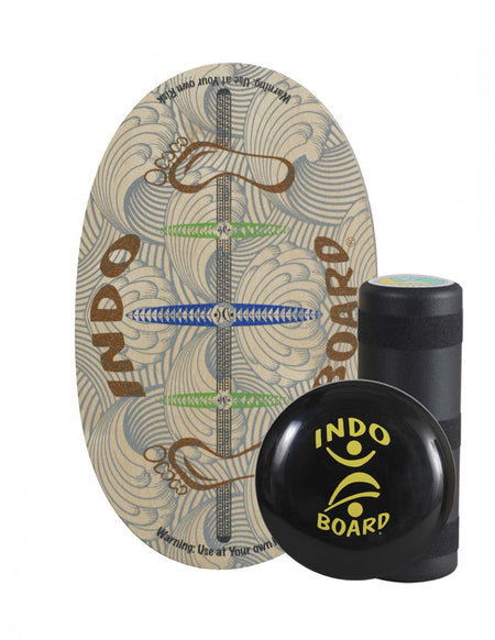 Indo Board Training Package - Barefoot