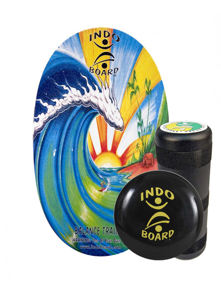 Trench Sports - Indo Board Training Package - Bamboo Beach