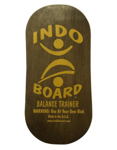 Trench Sports - Indo Board Deck Only - Rocker Mahogany