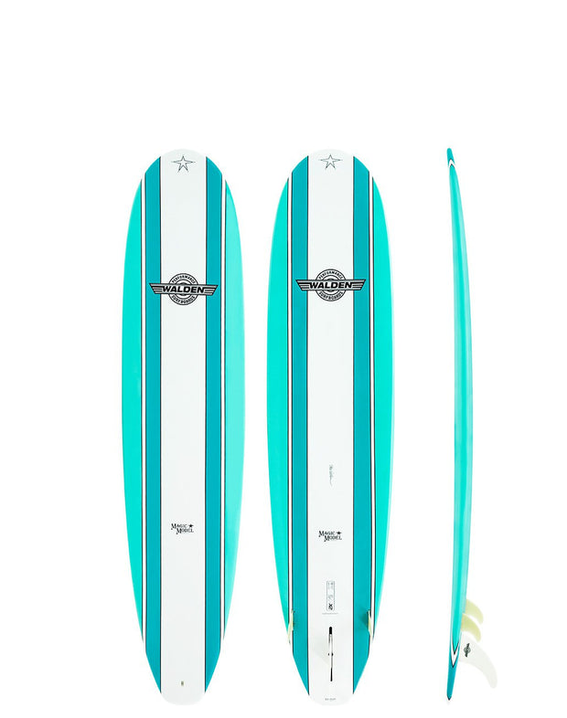 Trench Sports - Walden - Magic Model X2 Longboard