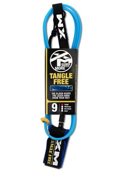 Trench Sports - XM - Tangle-Free Surfboard Leash