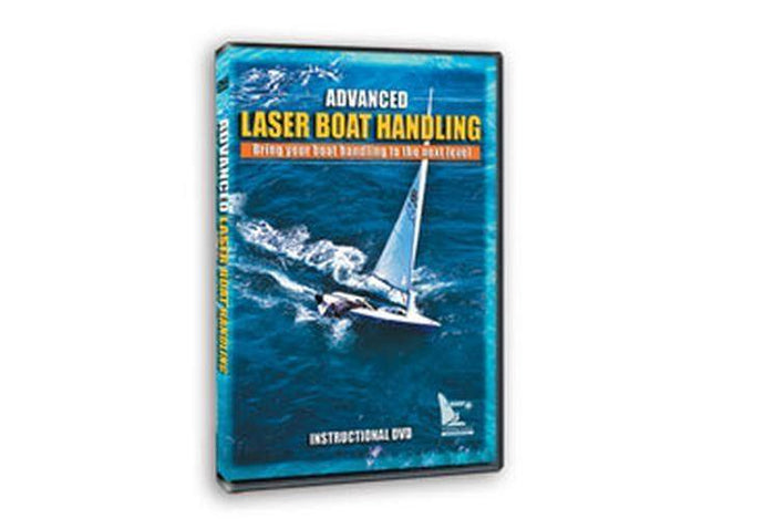 Advanced Laser Boat Handling DVD - Kiwi Sailing