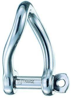 Wichard Self-Locking Twisted Shackle