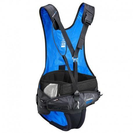 Forward Wip Pro Harness with Lumbar 2.0 - Kiwi Sailing