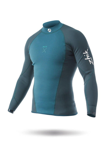 Zhik Mens Microfleece X Eco Top