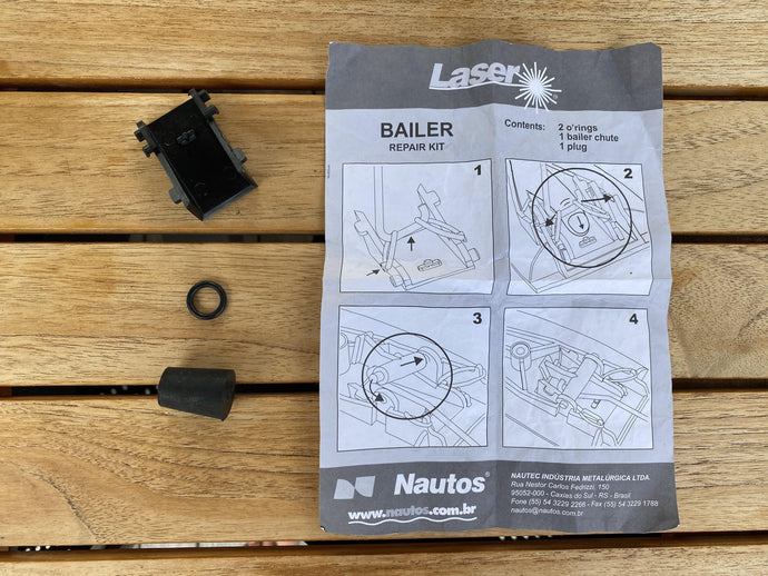 Laser Bailer Repair Kit - Kiwi Sailing