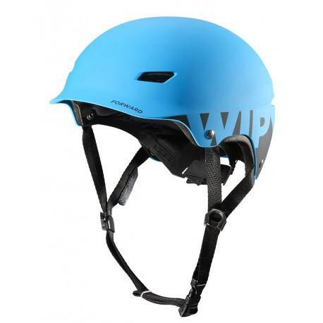 light blue sailing helmet