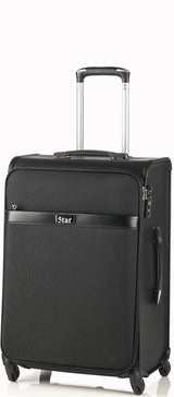 "Check-in - Jet Black (24"") ***FREE WITH THE PURCHASE OF ANY CABIN TROLLEY***"