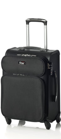 Cabin Traveler - Jet Black (20