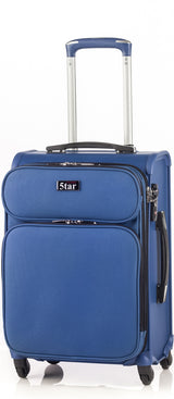 "Cabin Traveler - Navy Blue (20"")"