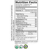 Food for Health Coconut Water Powder 7.9 oz (224 G) and Biosource Nutrition Water Bottle 20 oz. - Biosource Nutrition