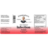 Christopher's Original Formulas Infection Formula 100 Vegetarian Capsules - Biosource Nutrition