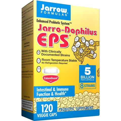 Jarrow Formulas Jarrow Dophilus EPS 120 Veggie Caps - Biosource Nutrition