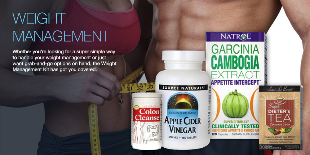 WEIGHT MANAGEMENT Whether you're looking for a super simple way to handle your weight management or just want grab-and-go options on hand, the Weight Management Kit has got you covered.
