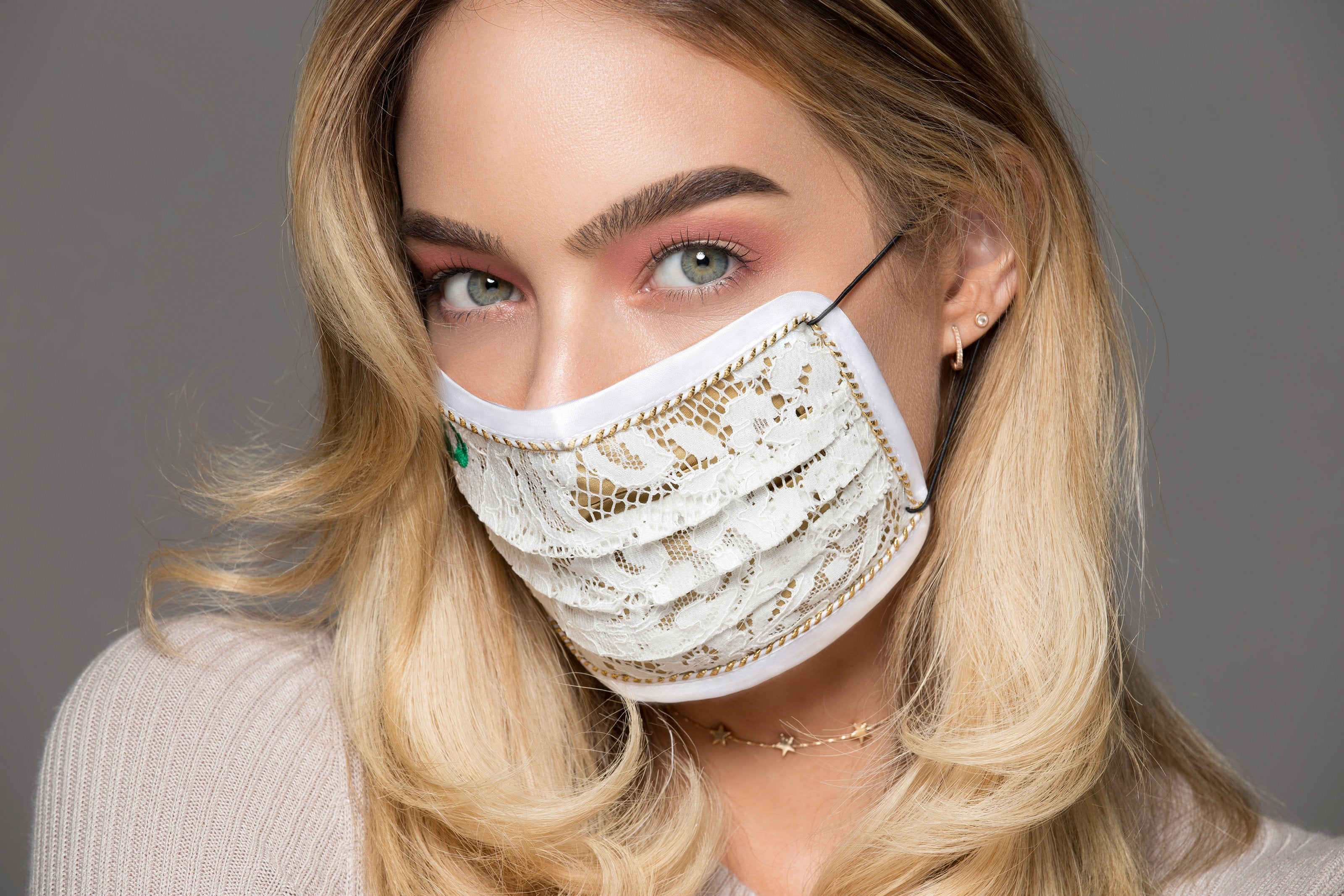 Women's Luxury Face Masks