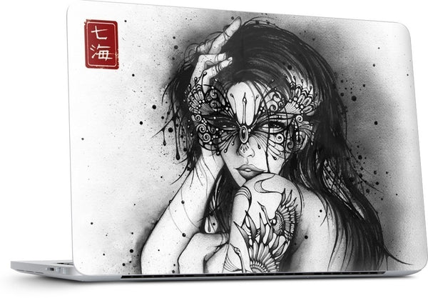 Exquisite Femme MacBook Skin