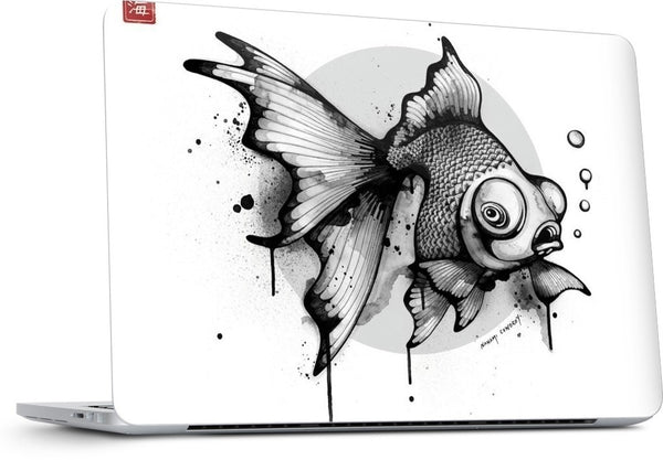 Kintoto Blot MacBook Skin