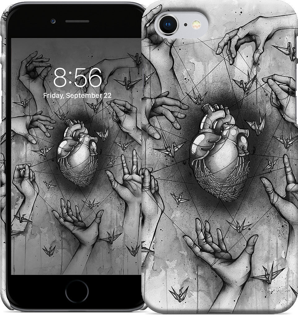 Delicate Balance iPhone Case