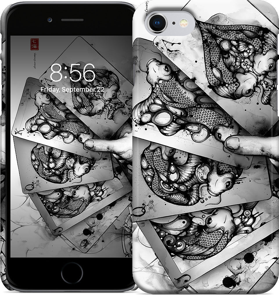 Royal Flush iPhone Case