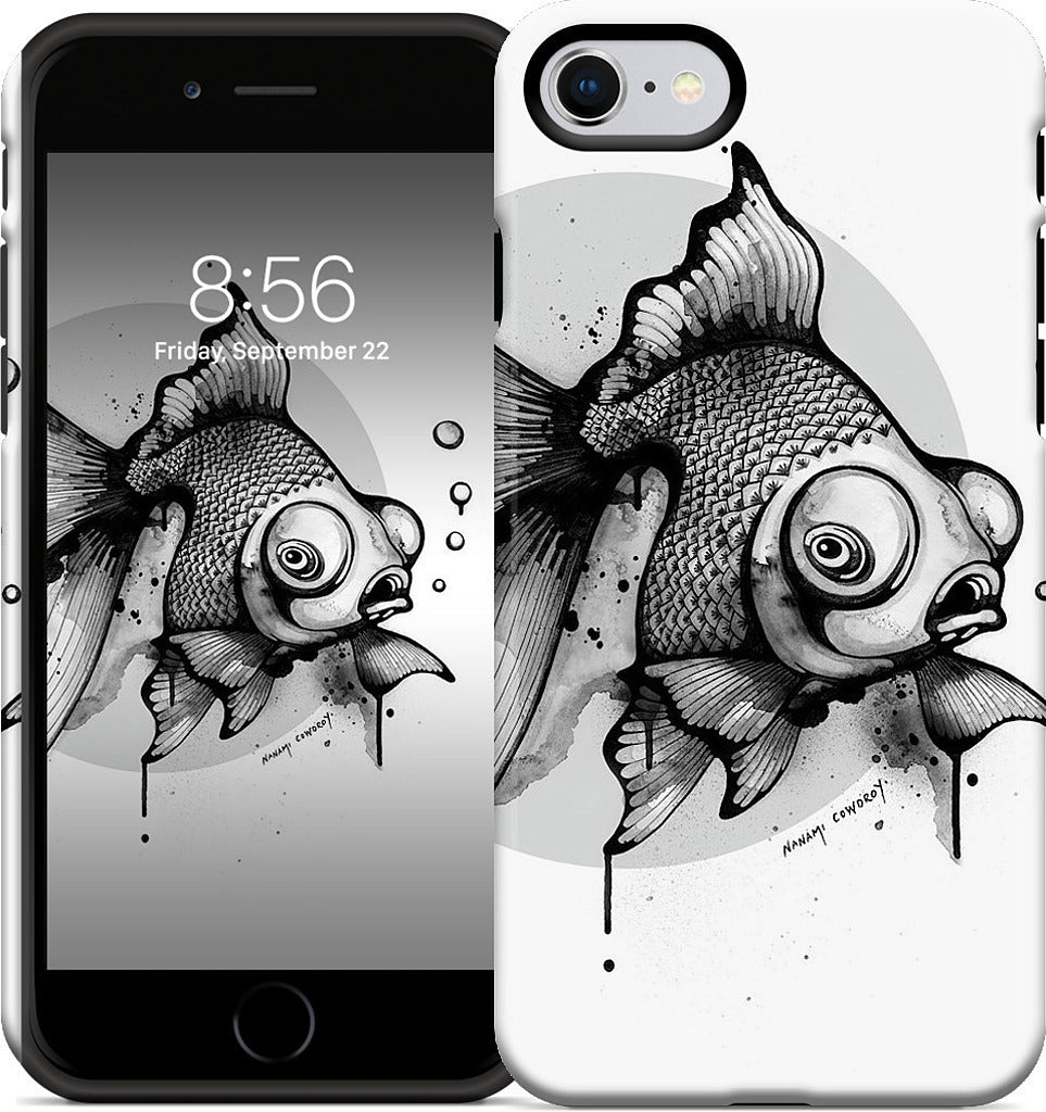 Kintoto Blot iPhone Case