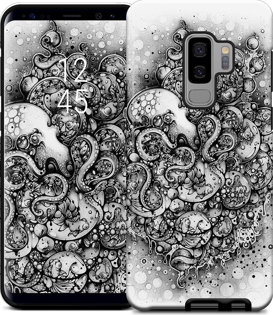 A Curious Embrace Samsung Case