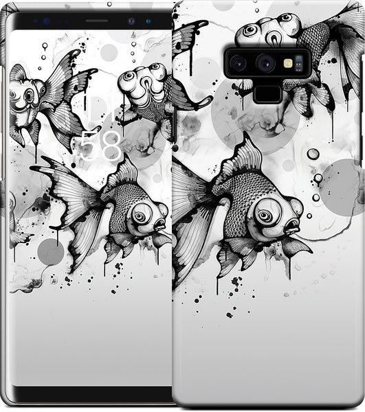 Blow Fish Samsung Case