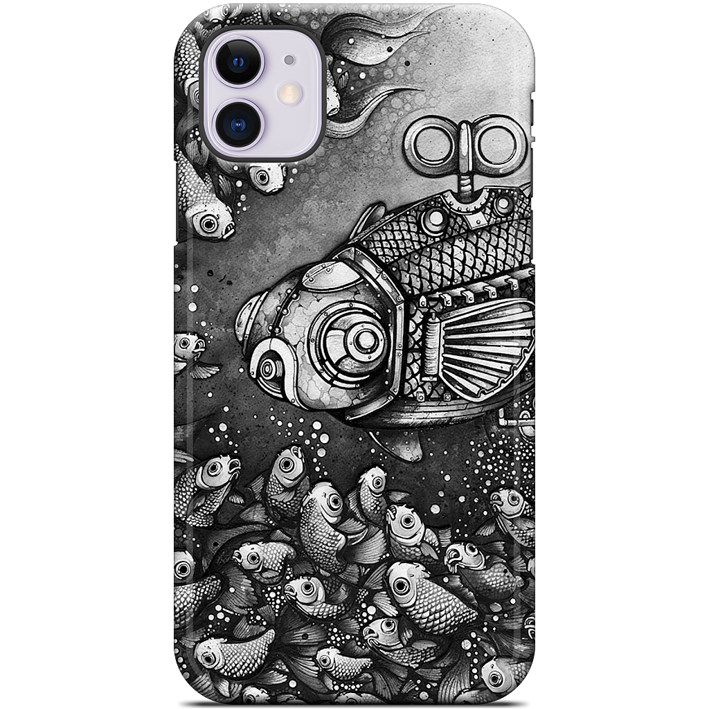 Mothership iPhone Case