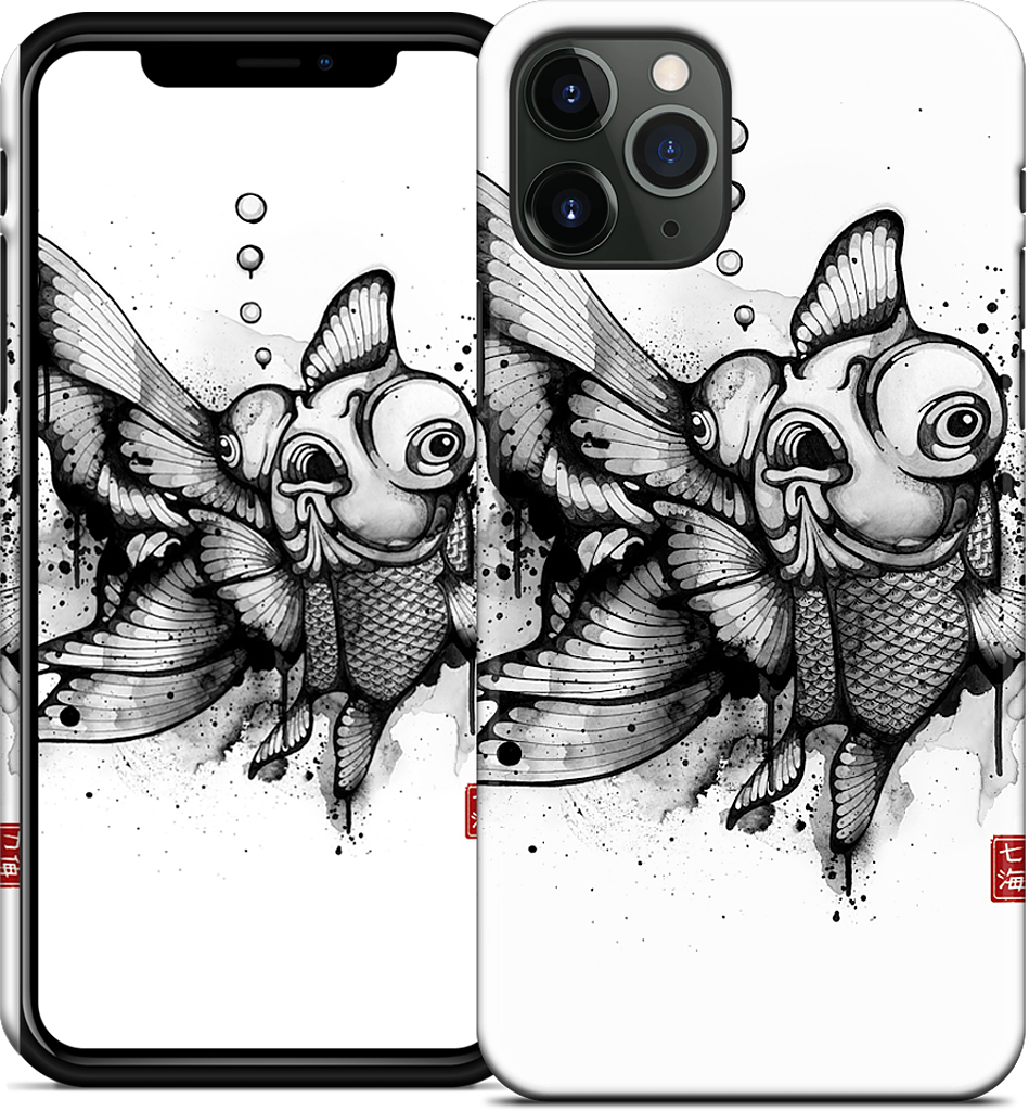 Fantail iPhone Case