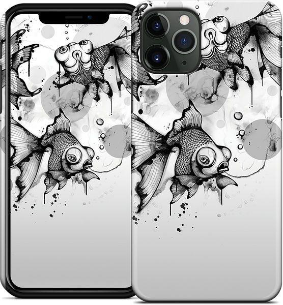 Blow Fish iPhone Case