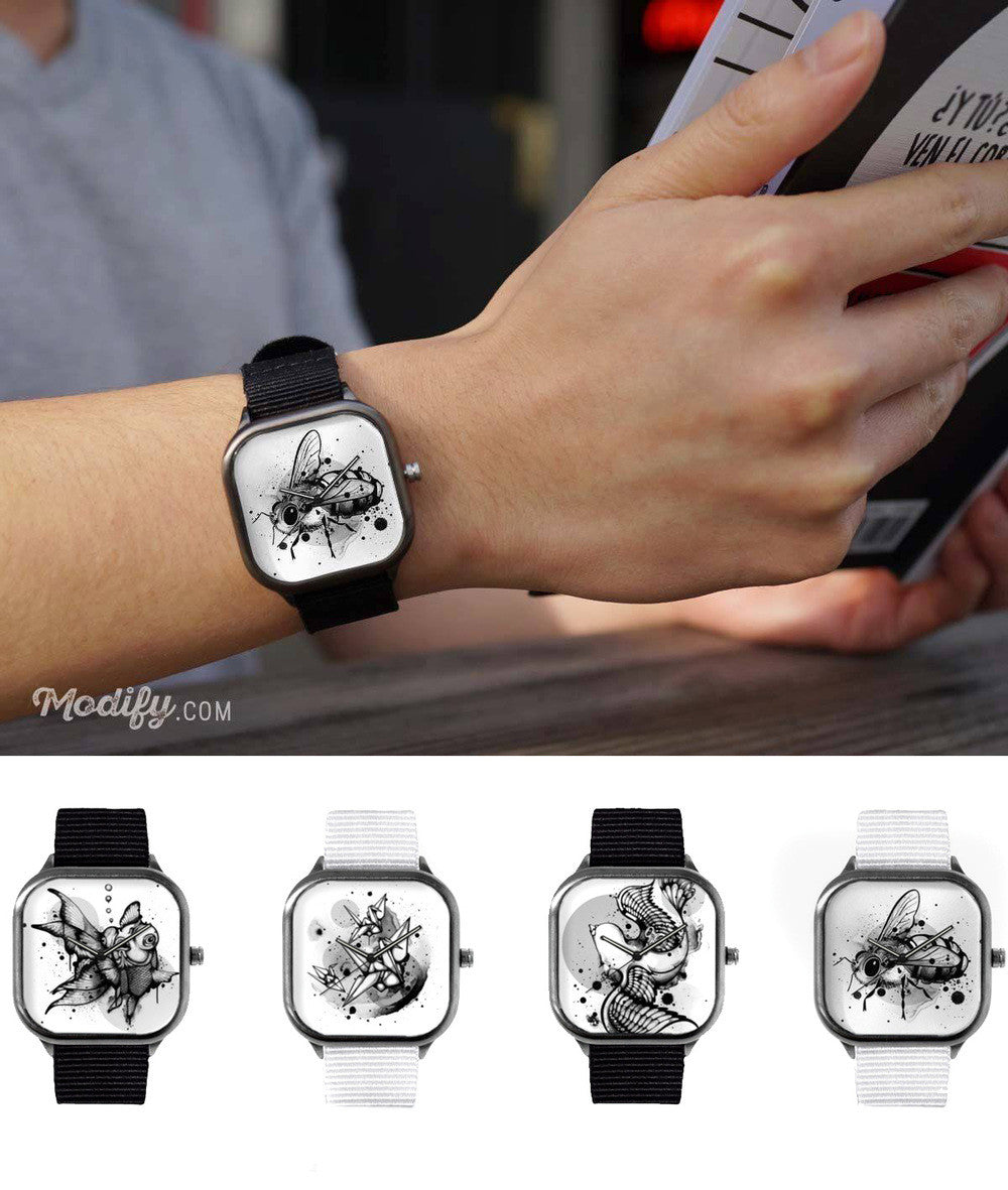 Wristwatches by 'Modify'
