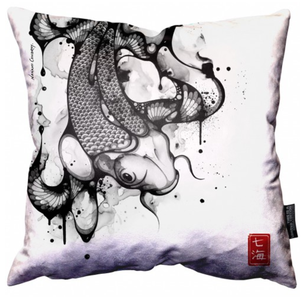 Suspended Animation Left Cushion