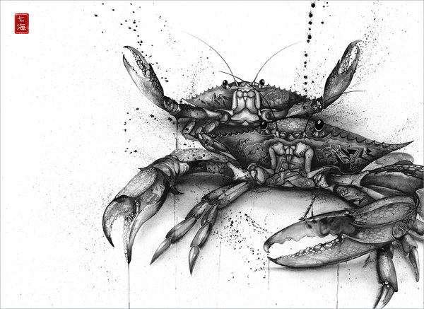 Arthropods of Anarchy (series) - Crab