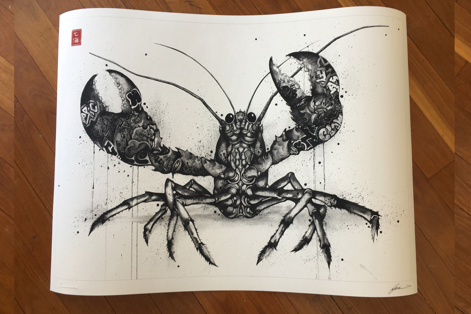Arthropods of Anarchy (series) - Lobster