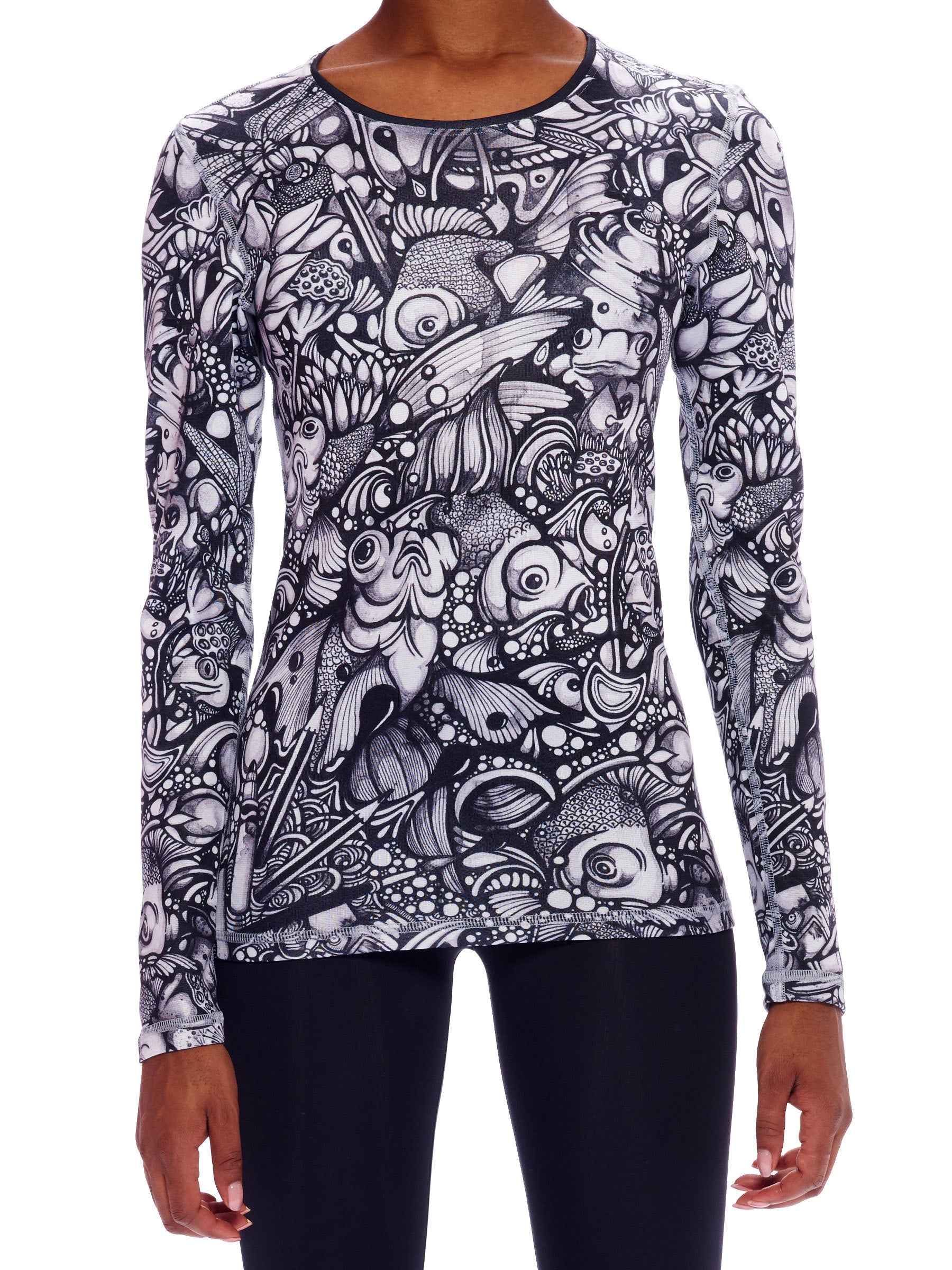 Ink Pond Women's Baselayer Top