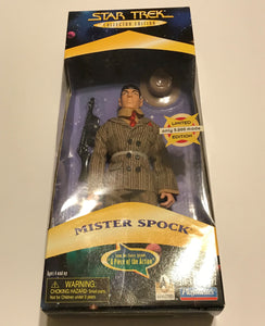 Star Trek a Piece of the Action 9 Inch Exclusive Mr. Spock - Clarissa Maxwell