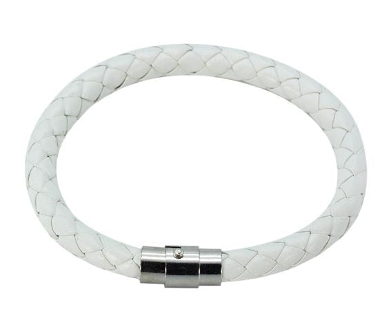 Loyalty Bracelet White Series 1 - Clarissa Maxwell