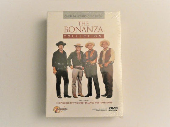 The Bonanza Collection (DVD, 2008, 6-Disc Set) - New - Clarissa Maxwell