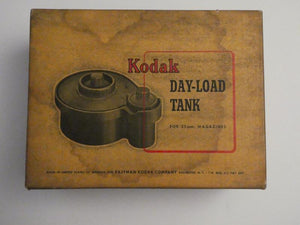 Vintage Kodak Day-Load 35mm Film Developing Tank and 2 pack Fuji film (Expired) - Clarissa Maxwell