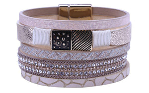 Alley Layered Bracelet - Clarissa Maxwell