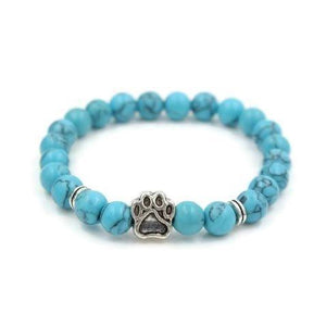 Animal Paw collection - Turquoise - Clarissa Maxwell