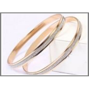 Cher Elegance Gold Bangle - Clarissa Maxwell