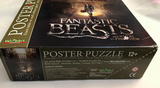 Fantastic Beast Poster Puzzle Collection New York Jigsaw Puzzle 500 Pieces - Clarissa Maxwell