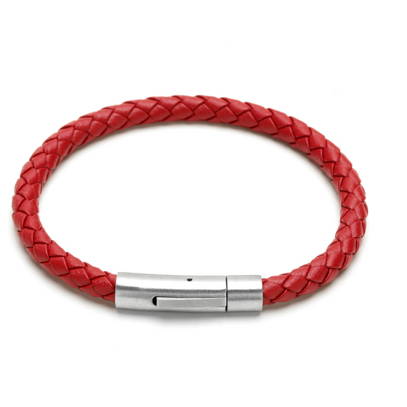 Loyalty Bracelet - Red 22 - Clarissa Maxwell