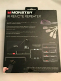 Monster IR Remote Repeater Universal IR Remote - Clarissa Maxwell